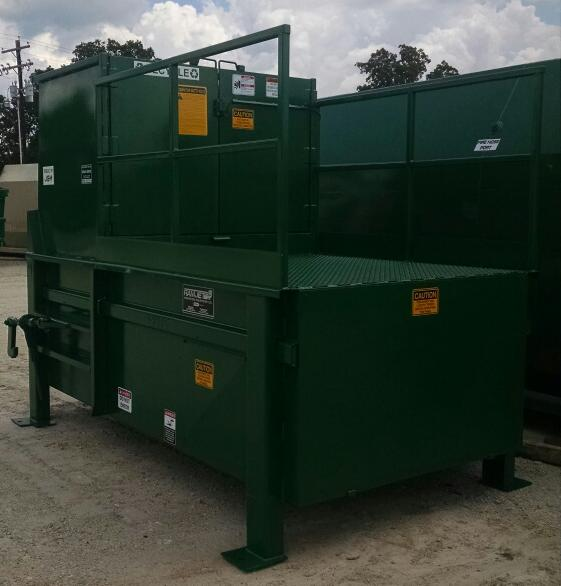 Compactor recondition for Housse compactor